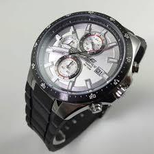 men s casio edifice chronograph watch efr519 7av