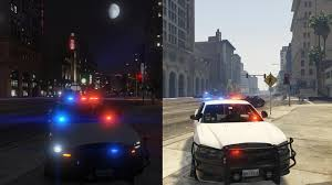 Lspdfr Lights Not Bright Not Too Bright Lights Visuals Data File Modifications