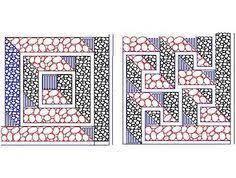 Bildergebnis für labyrinth walk quilt pattern free   Labyrinth ... & Bildergebnis für labyrinth walk quilt pattern free Adamdwight.com