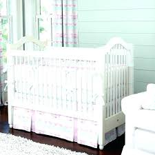pink and gold baby girl crib bedding est sets grey