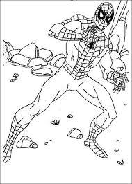 72 spiderman printable coloring pages for kids. Free Printable Spiderman Coloring Pages For Kids