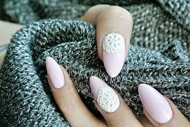 Koronka 3D!   3D Lace effect   nail art tutorial   Indigo Nails ...
