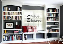 bookshelves custom built bookcases cabinets bookshelf foot bookcase cost of ins from in kit