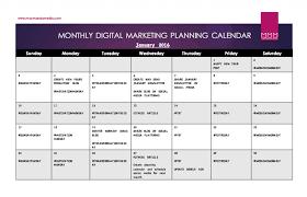 Content Calendar Template Free Download Macmanda Media