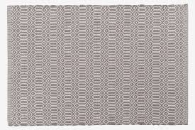 bazaar gray kitchen mat