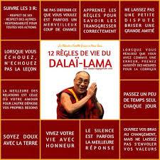 Dalaï Lama 52 Citations La Vache Rose