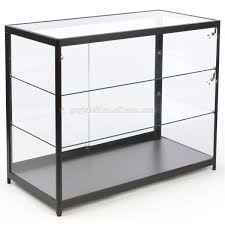Free Standing Display Cabinets Storage Acrylic Display Box Wall Mount Glass Storage Cabinet 34