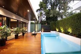 Backyard Design With Pool Cool Design Ideas