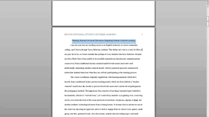 essay heading format apa movie review how to write better essays basic heading format for an essay in apa the pen