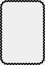 Microsoft Word Document Template A4 Transparent Background