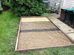 build your own dog potty area