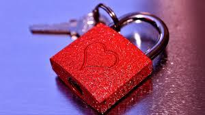 wallpaper lock heart love lock screen love hd hd wallpaper