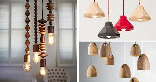 wood pendant lighting. 15 Wood Pendant Lights That Add A Natural Touch To Your Decor Lighting
