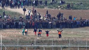 Resultado de imagen para israel gaza barrier