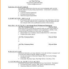 Examples Of Good Skills To Put On A Resumes Good Skills To Put On Your Resume