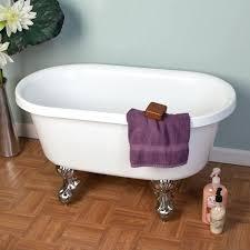 small clawfoot bathtub tiny tub best bathroom 2 images on bathroom ideas bathroom designs clawfoot tubs