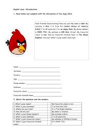 Birds- Welcome Back to School