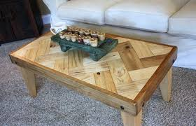 etsy pallet furniture. Recycled Pallet Chevron Coffee Table Etsy Furniture