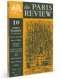 paris review james thurber the art of fiction no  buy this issue
