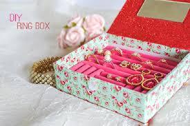 top diy jewelry box ideas