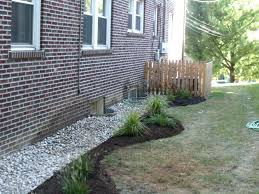 drainage solutions around house landscaping drainage