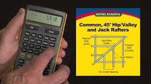 Hip Rafter Size Chart Uk How To Do Rafter Calculations In Metric Commons Hips Valleys Jacks Construction Master 5