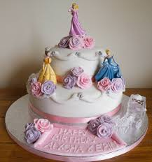 Character Cakes For Girls Birthday Cakes
