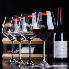 nice wine glasses brand. Brilliant Nice Germany Brand 6 Pcs Super Capacity Of 640ML Crystal Glass Red Wine Glasses  Top Grade Leadfree Stemware Champagne Flute Gobletin From Home  Throughout Nice E