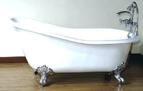 porcelain bathtub porcelain bathtub how to clean a porcelain tub or sink home projects porcelain on porcelain bathtub