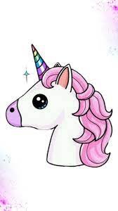 Wallpaper Android Cute Girly Unicorn ...
