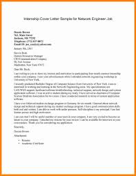 9 Cover Letter For Internship Examples Assembly Resume