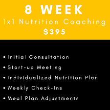 1x1 nutrition coaching ballard crossfit