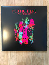 Foo Fighters Vinyl Wasting Light Wasting Light Lp By Foo Fighters Vinyl Apr 2011 Columbia Usa