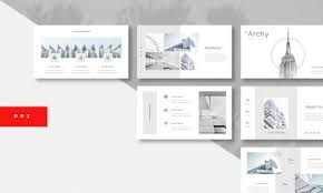 Architectural Powerpoint Template Download Archy Architecture Powerpoint Template G4ds