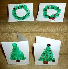 Card Ideas For Kids Moment Toddler Xmas Crafts Ii Keeping The Me Christmas Card Craft For Children