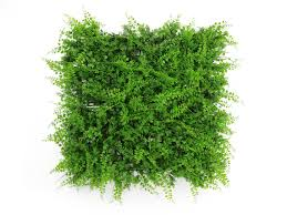 artificial green wall fern fusion 3m²