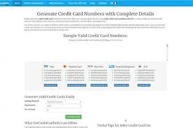 Check spelling or type a new query. Credit Card Generator With Cvv And Expiration Date And Name