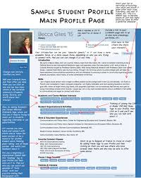career center student profiles carleton college student profile example main page 2014 15