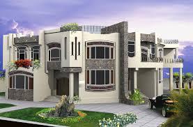 New Home Designs Latest Modern Residential Villas Dubai - Tierra ...
