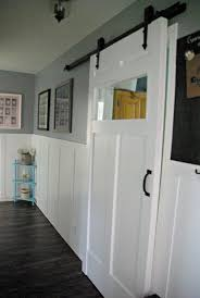 DIY Barn Door - Space Saving And Creative