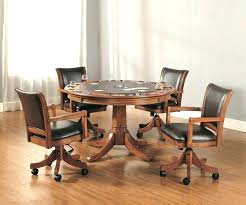 dining room chairs on wheels kitchen table on wheels dining room sets with wheels on chairs dining room chairs on wheels