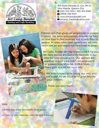 help art assignments or projects art camp bezalel assignments projects