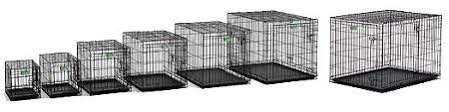 Midwest Dog Crate Size Chart Icrate Double Door Folding Crate Double Door Icrate