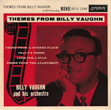 45cat billy vaughn and his orchestra themes from billy vaughn london uk