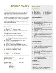 Resume. Creative Free Resume Samples Templates 2 - Best Inspiration