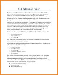 10 Reflection Essay Samples Bill Pay Calendar