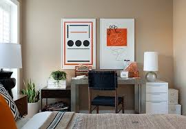 bedroom and office. home office guest bedroom glamorous small room and