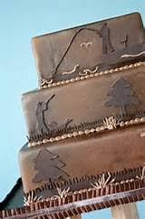 Hunting Fishing Grooms Cakes Ideas 11743 Hunting And Fishi