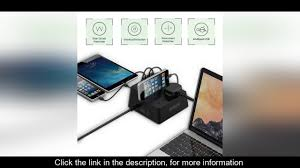 Deal <b>NTONPOWER 2 Way Extension</b> Lead with 5 USB Sockets ...