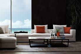elegant contemporary furniture. Elegant Modern Furniture - Clouds Sofa By Camerich Contemporary